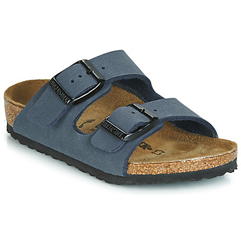 Schuhe Jungen Pantoffel Birkenstock ARIZONA Navy
