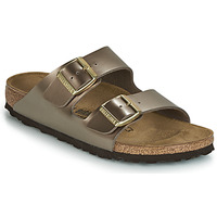 Schuhe Damen Pantoffel Birkenstock ARIZONA Bronze