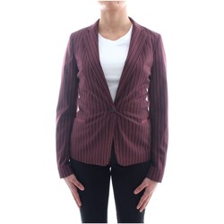 Kleidung Damen Jacken / Blazers Scotch & Soda 146290 Bordeaux