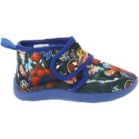 Schuhe Jungen Hausschuhe Spiderman S20184D ROYAL Azul