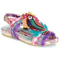 Schuhe Damen Sandalen / Sandaletten Irregular Choice JOLI POLLY Rose
