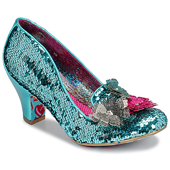 Schuhe Damen Pumps Irregular Choice CARIAD Blau