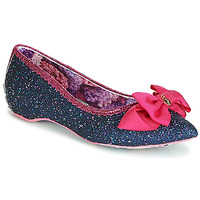 Schuhe Damen Ballerinas Irregular Choice MINT SLICE Blau