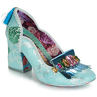 Schuhe Damen Pumps Irregular Choice AMORGOS Blau