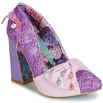Schuhe Damen Pumps Irregular Choice TI AMO Violett