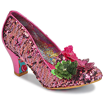 Schuhe Damen Pumps Irregular Choice CARIAD Rose