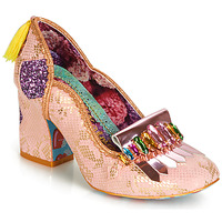 Schuhe Damen Pumps Irregular Choice AMORGOS Rose