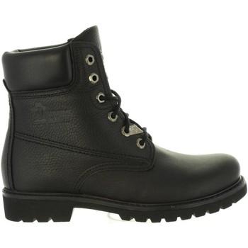 Schuhe Damen Boots Panama Jack PANAMA 03 B78 Negro