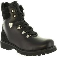 Schuhe Damen Boots Panama Jack BAREI B1 Negro