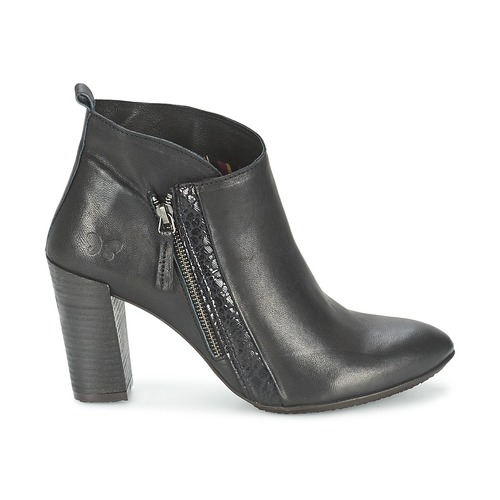 Felmini Damen CASSANDRE Schwarz  Schuhe Low Boots Damen Felmini 70 8c0297