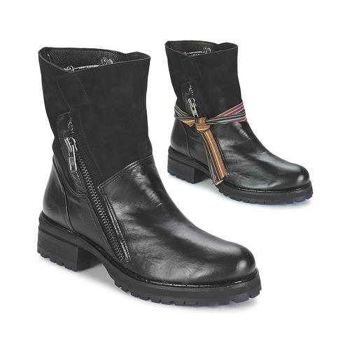 Felmini Boots CLARA Schwarz  Schuhe Boots Felmini Damen 132 ccad32