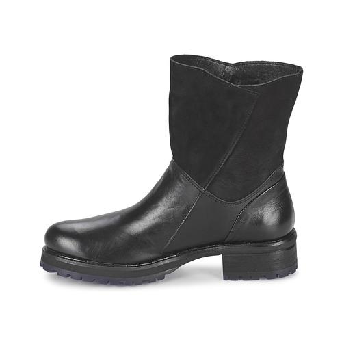 Clara Felmini Boots Damen Schwarz