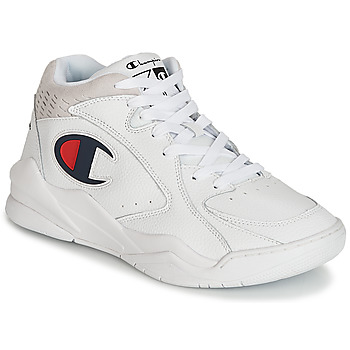 Schuhe Herren Sneaker High Champion ZONE MID Weiss