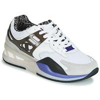 Schuhe Herren Sneaker Low Champion PRO PREMIUM Weiss / Schwarz
