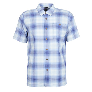 Kleidung Herren Kurzärmelige Hemden Patagonia A/C Shirt Blau