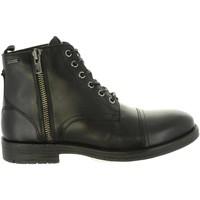 Schuhe Herren Klassische Stiefel Pepe jeans PMS50163 TOM-CUT Negro