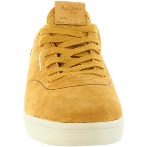 Pepe jeans PMS30471 BTN Marrón  Niedrig Schuhe Sneaker Niedrig  Herren 77,99 0def57