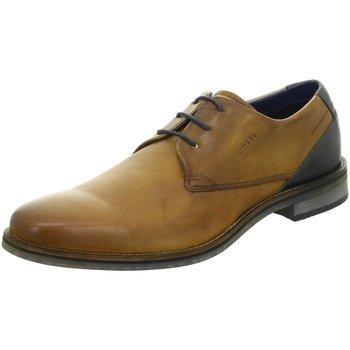 Schuhe Herren Derby-Schuhe & Richelieu Bugatti Schnuerschuhe Gagno 312646024100-6300 braun
