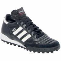 Schuhe Fußballschuhe adidas Performance MUNDIAL TEAM DUR Schwarz / Weiss