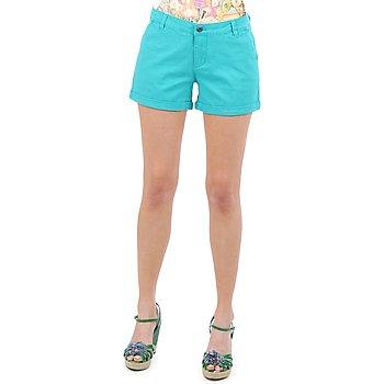 Kleidung Damen Shorts / Bermudas Vero Moda RIDER 634 DENIM SHORTS - MIX Türkis