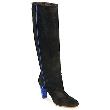 Schuhe Damen Klassische Stiefel Michel Perry 13184 Schwarz