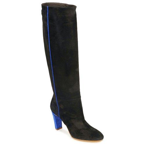 Michel Perry 13184 Schwarz Schuhe Klassische Stiefel Damen 366
