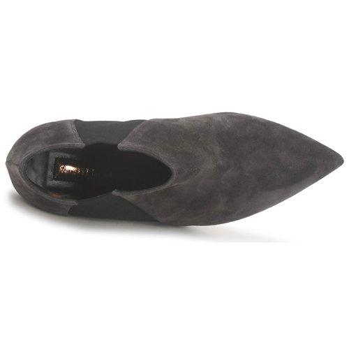 Rupert Sanderson BAXTER Grau Schuhe Ankle Boots Damen 250