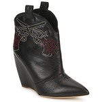 Low Boots Rupert Sanderson JUSSY NERO