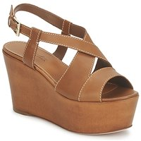 Schuhe Damen Sandalen / Sandaletten Sebastian S5270 Beige