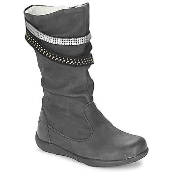 Schuhe Mädchen Klassische Stiefel Primigi CHARLIZE Schwarz