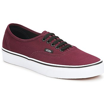 Sneaker Vans AUTHENTIC Bordeaux 350x350