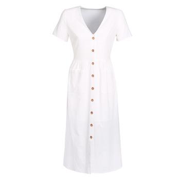 Kleidung Damen Maxikleider Betty London KIGAGE Weiss