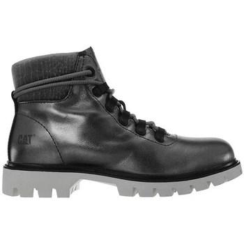 Schuhe Damen Boots Caterpillar Handshake W Grau, Graphit