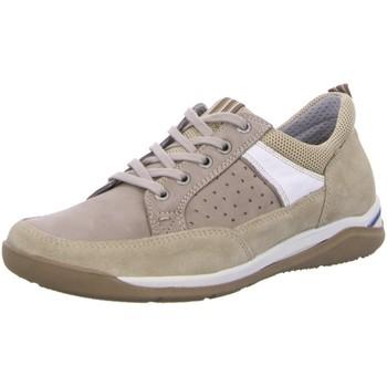 Schuhe Herren Sneaker Low Ara Schnuerschuhe 30005.14 beige