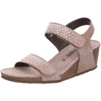 Schuhe Damen Sandalen / Sandaletten Mephisto Sandaletten MariaSpark MariaSpark grau