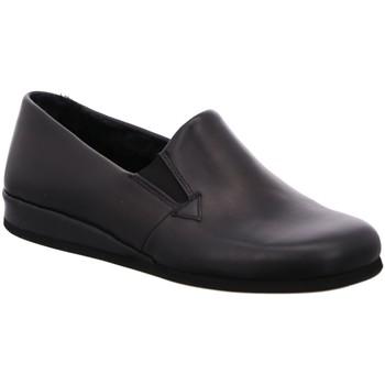 Schuhe Herren Slipper Rohde Slipper 6420-90 schwarz