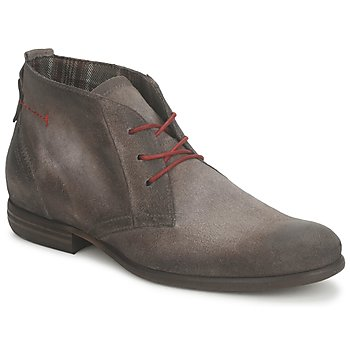 Schuhe Herren Boots Dream in Green KASSAB Grau