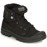 Schuhe Damen Boots Palladium PALLABROUSE BAGGY Schwarz