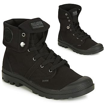 Schuhe Herren Boots Palladium PALLABROUSE BAGGY Schwarz