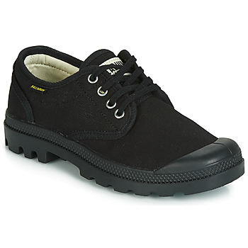 Schuhe Sneaker Low Palladium PAMPA OX ORIGINALE Schwarz