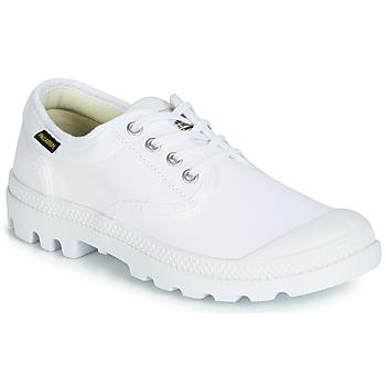 Schuhe Sneaker Low Palladium PAMPA OX ORIGINALE Weiss