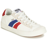 Schuhe Sneaker Low Palladium PALLAPHOENIX FLAME C Weiss