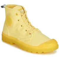 Schuhe Damen Boots Palladium PAMPALICIOUS Gelb