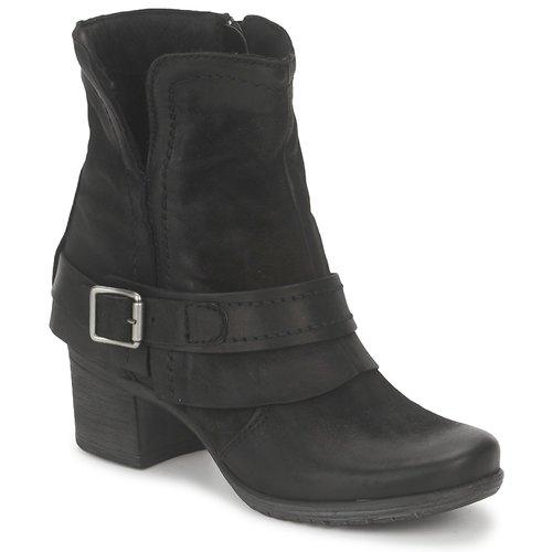 Dream in Green VINEL Schwarz  Schuhe Low Boots Damen 95,20