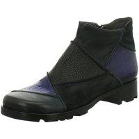 Schuhe Damen Boots Everybody Stiefeletten 75617H2360 schwarz