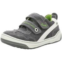 Schuhe Jungen Sneaker Low Lurchi By Salamander Klettschuhe 33-14712-25 grau