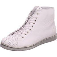 Schuhe Damen Sneaker High Andrea Conti Stiefeletten 0345728 001 weiß