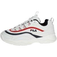 Schuhe Damen Sneaker Low Fila Ray Low Wmn