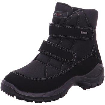 Schuhe Herren Schneestiefel Vista 11-33042 schwarz