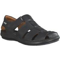 Schuhe Herren Sandalen / Sandaletten Pikolinos Offene TARIFA 06J,BLACK 06J-5433_V19 schwarz